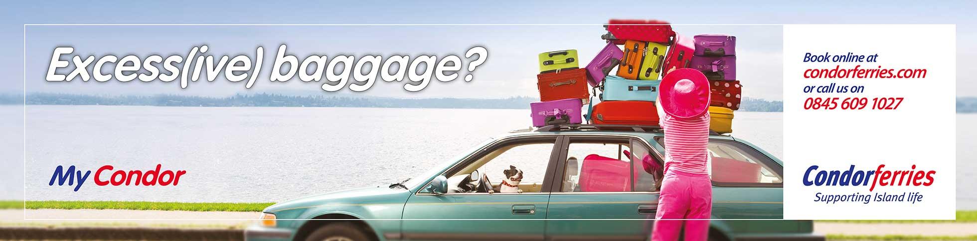 Condor excessive baggage