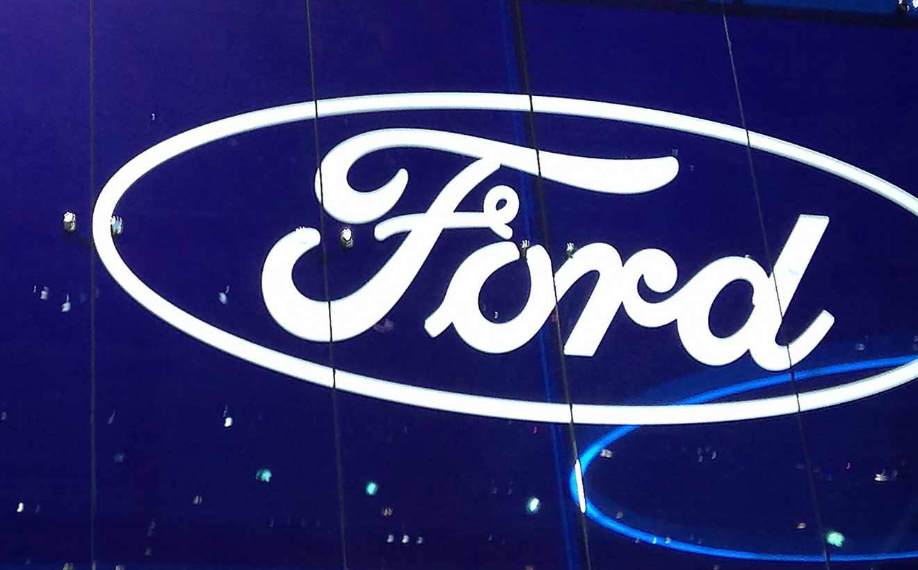 Ford signage