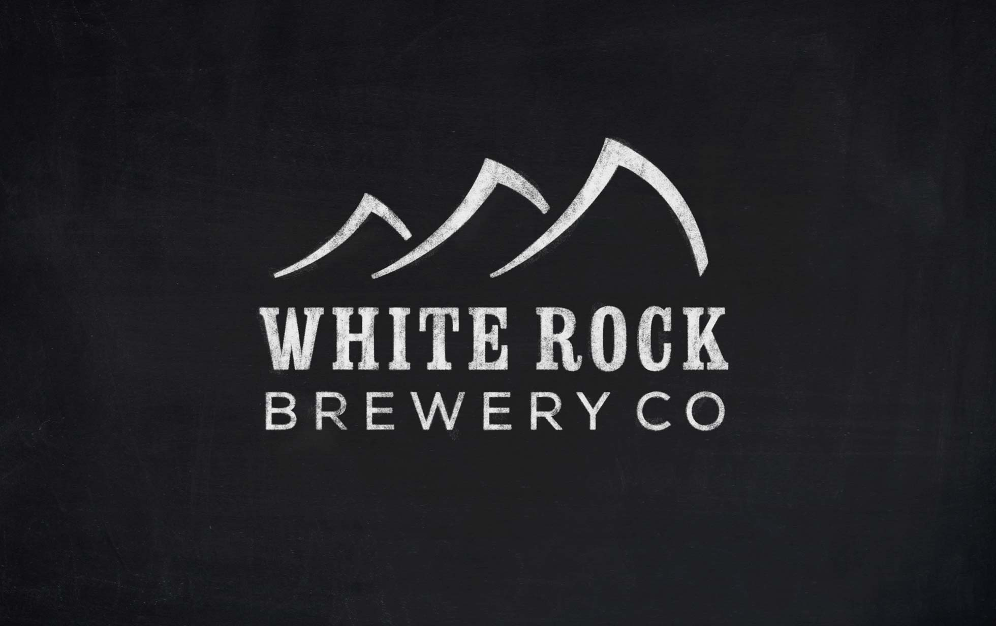 White Rock Brewery logo