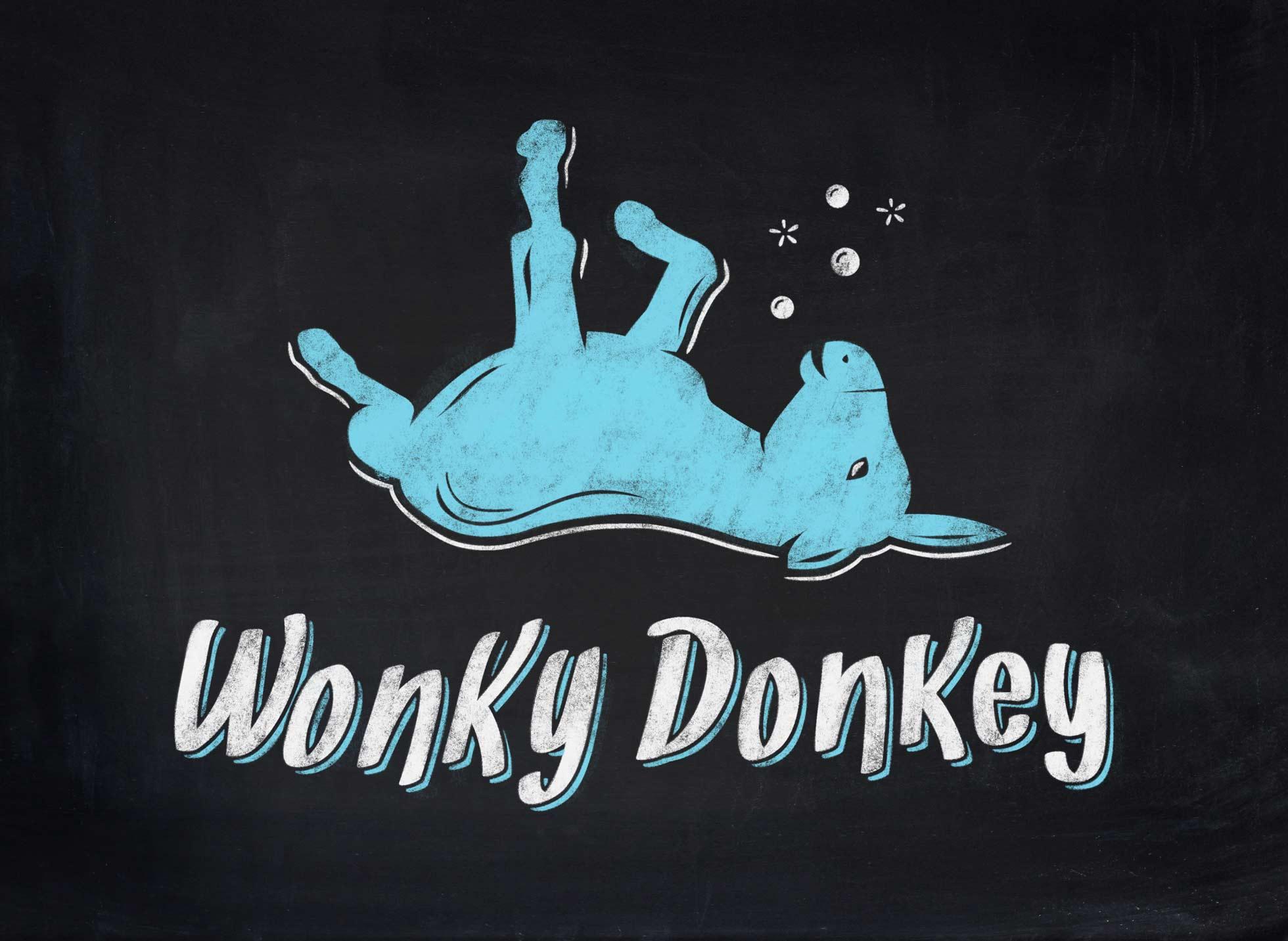 Wonky Donkey Beer Design